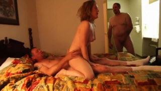 Filming wife fuck my friend