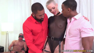 Sidra Sage's First Time Interracial DP – Cuckold Sessions